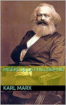 la philosophie de karl marx pdf
