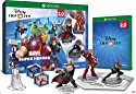 Disney Infinity: Marvel Super Heroes (2.0 Edition) Video Game Starter Pack - Xbox One [Game X-BOX ONE]