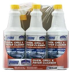 Members Mark Oven Grill Fryer Cleaner 3 Bottles 32 Oz Each 5 Pack 15 Bottles