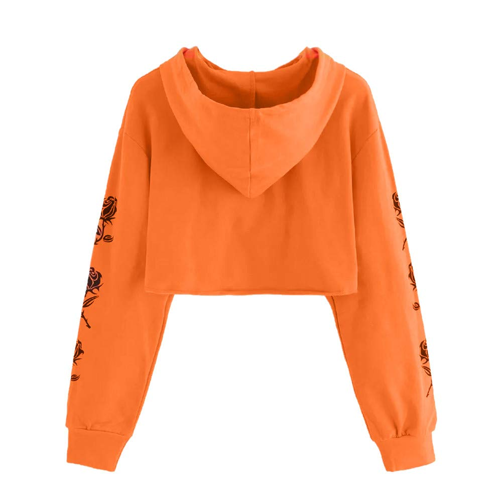 Amazon.com: callm Women Long Sleeve Hoodie Sweatshirt Pullover Tops Blouse Cute But Callous: Clothing