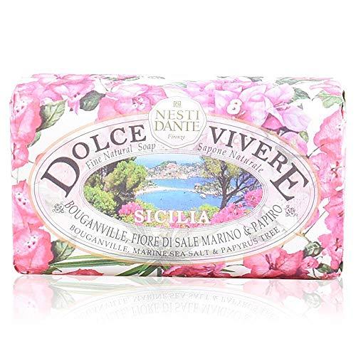 Nesti Dante Dolce Vivere Fine Natural Soap, Sicilia, 8.8 Ounce ()