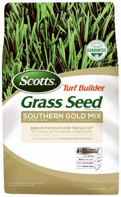 Scotts Lawns 19002 Turf Builder Southern Gold Tall Fescue Grass Seed Mix, 750-Sq. Ft. Coverage, 3-Lbs.