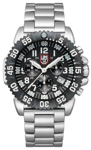[ルミノックス]Luminox 腕時計 ネイビーシールズ 3182 メンズ 【正規輸入品】 B008BH9QVS