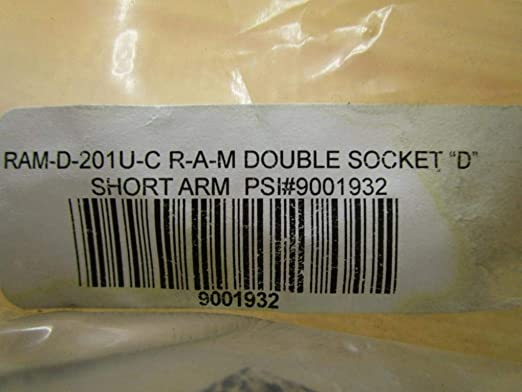 Ram Mount Ram D 201u C Kit Support Kits Support Computer Zubehör