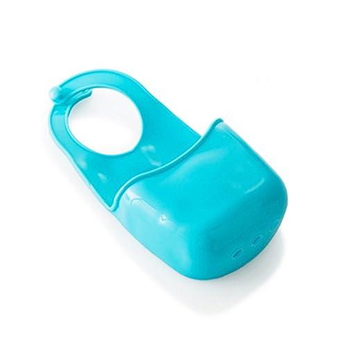 PSFY Home Bathroom Kitchen Creative Furnishing Gadget Storage Box Hanging Box (Blue)