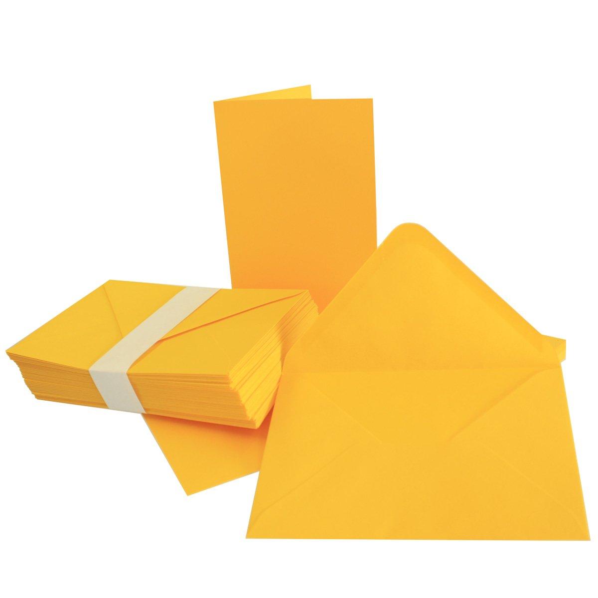 75 Sets - Faltkarten Hellgrau - Din A5  Umschläge Din C5 - Premium Qualität - Sehr formstabil - Qualitätsmarke  NEUSER FarbenFroh B07BS8GKSC | Sonderangebot