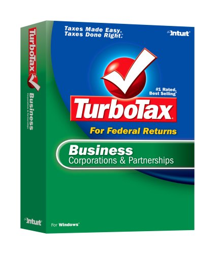 2006 TurboTax Business Corporations and Partnerships [OLDER (Turbotax Real Estate)