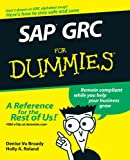 SAP GRC for Dummies, Denise Vu Broady and Holly A. Roland, 0470333170