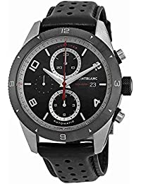 TimeWalker Black Dial Mens Chronograph Watch 116098