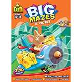 Big Workbook-Mazes & More