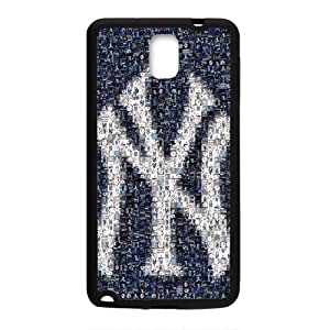 New York Yankees Cap insignia Cell Phone Case for Samsung Galaxy Note3