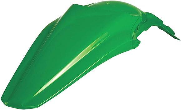 Kawasaki KX250F,KX450F GREEN ACERBIS REAR FENDER Fits