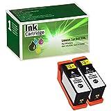 Limeink 2 Black Compatible 31XL Hig