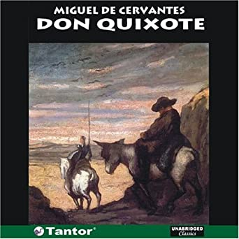 don quixote and sancho panza comparison