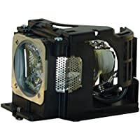 AuraBeam Professional Replacement Projector Lamp for Sanyo POA-LMP90 With Housing (Powered by Philips)