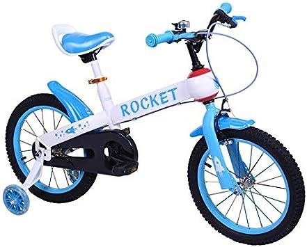 Riscko Modelo Rocket - Bicicleta para Niño y Niña, con Ruedas de ...