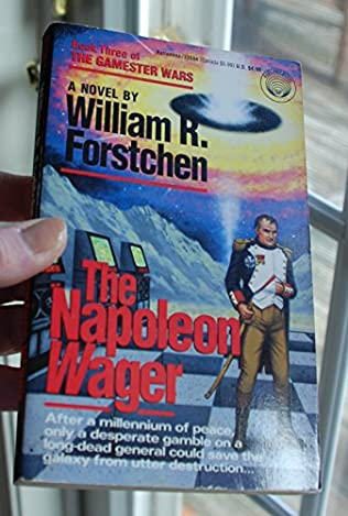 book cover of The Napoleon Wager