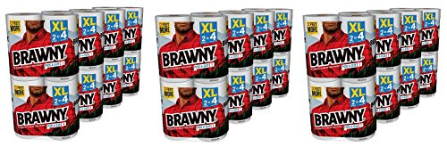 Brawny Pick-a-Size Paper Towels rkjSBB, 3Pack (16 X-Large) by Brawny