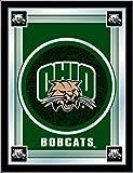 NCAA Ohio Bobcats Logo Mirror, 17 X 22-Inch