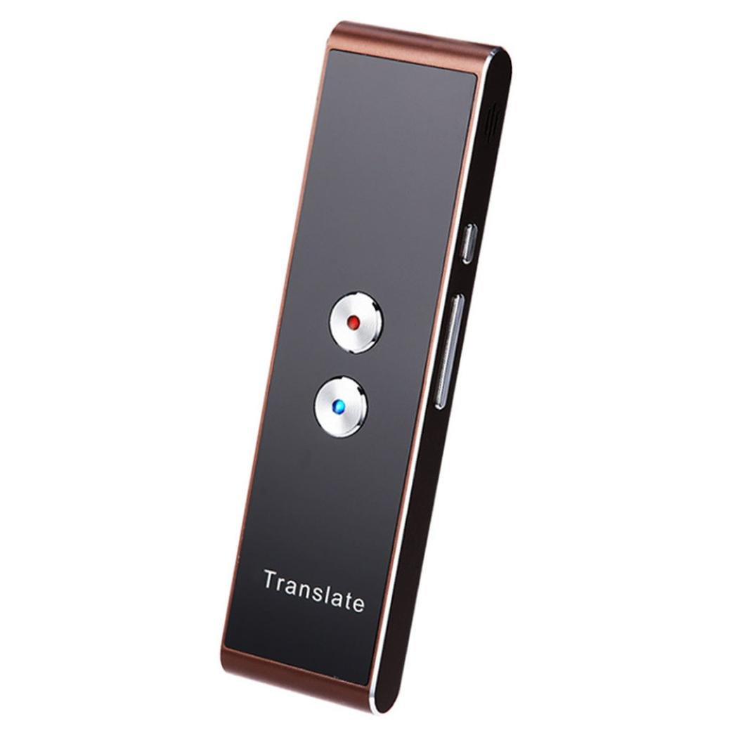 Easy Trans Smart Language Translator, Easy Real-time Multi Tran for Travel,Business Instant Voice Speech BT 33 Languages