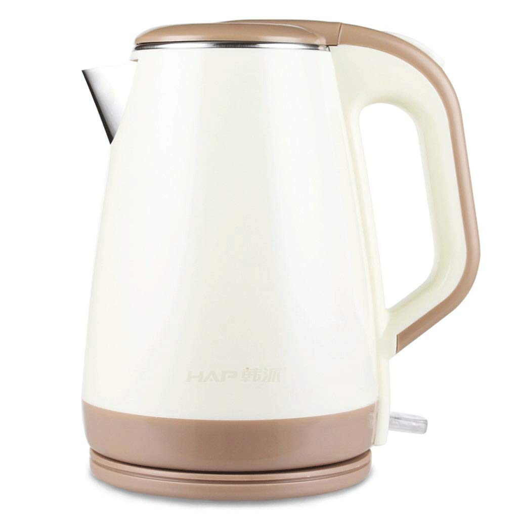ZSQHD Electric Kettle Teapot 1.8 Liter Fast Water Heater