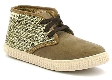 ddc78138f3ea3 Victoria 116729, Desert Boots Fourrées Mixte Enfant  Amazon.fr ...