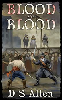 Blood For Blood by [Allen, D S]