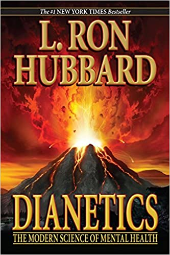 image for Dianetics: The Modern Science Of Mental Health  (English)