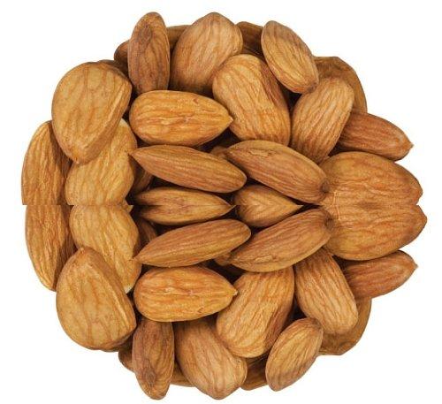 Jumbo Raw Almonds 20 - 22 Count Non Pareil Supreme 6.25 Pound (Non Pareil Almonds)