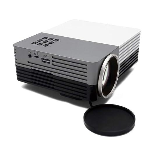 Proyector Pequeño Mini Proyector Proyector De Video ...