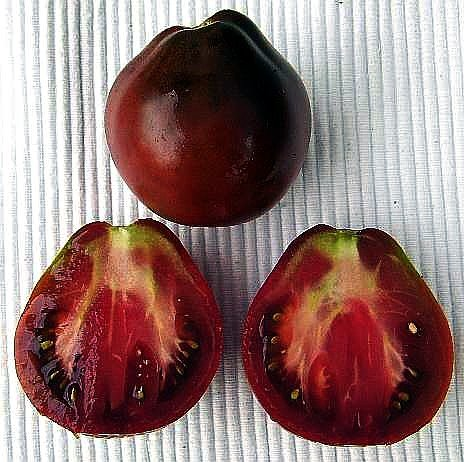 japanese black tomato - 2