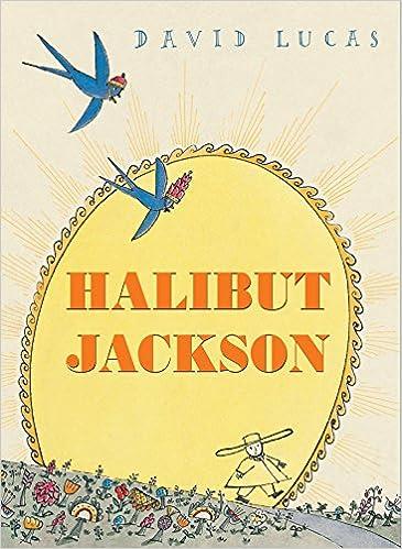 Halibut Jackson: 1: Amazon.co.uk: Lucas, David: Books
