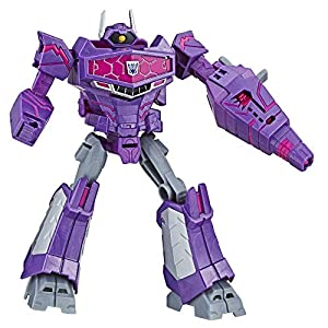 Transformers Cyberverse Action Attackers Ultra...
