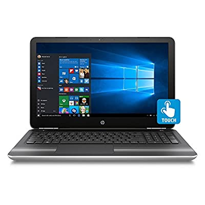 "2017 Newest HP Pavilion 15.6"" HD WLED-backlit Touchscreen Laptop, Intel Core i7-7500U 2.7GHz, 16GB DDR4 RAM 1TB HDD, NVIDIA GeForce 940MX DDR3 4GB Backlit Keyboard DVD +/- RW 802.11ac Windows 10"