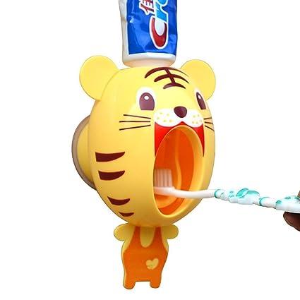 Vipe pasta de dientes dispensador de niños automático dispensador de pasta de dientes pasta de dientes