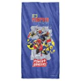 Trevco Power Rangers Its Morphin Time Towel (30x60)