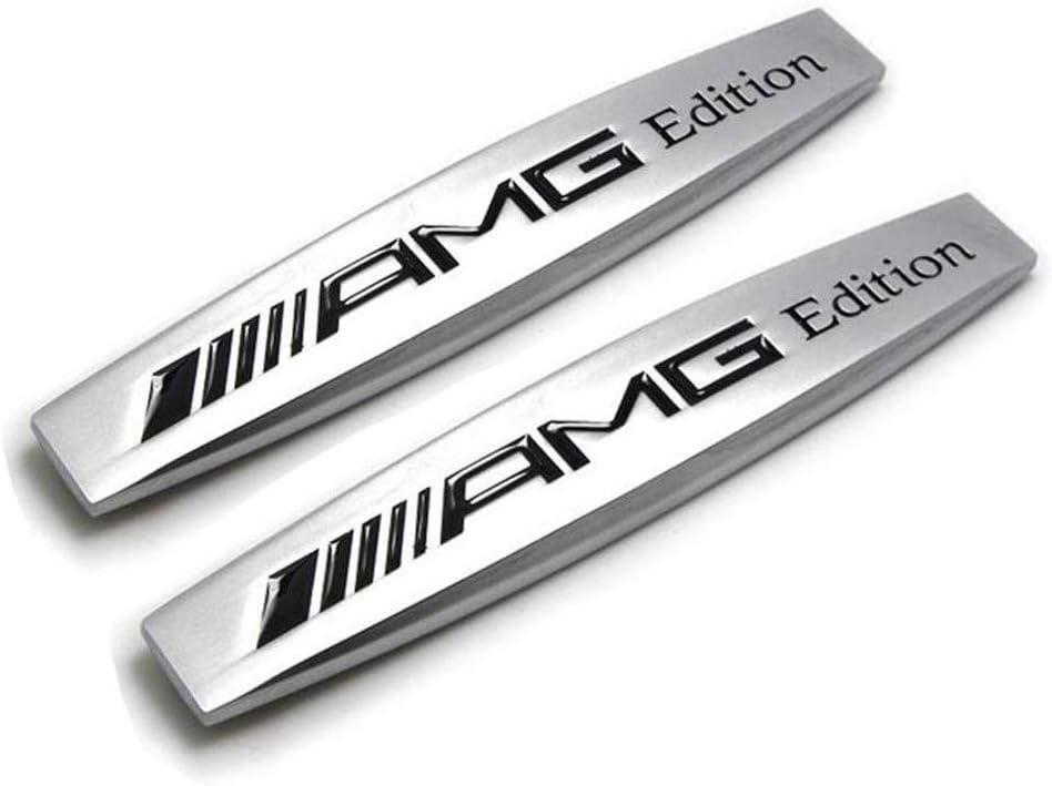 Embl/ème autocollant pour volant logo AMG