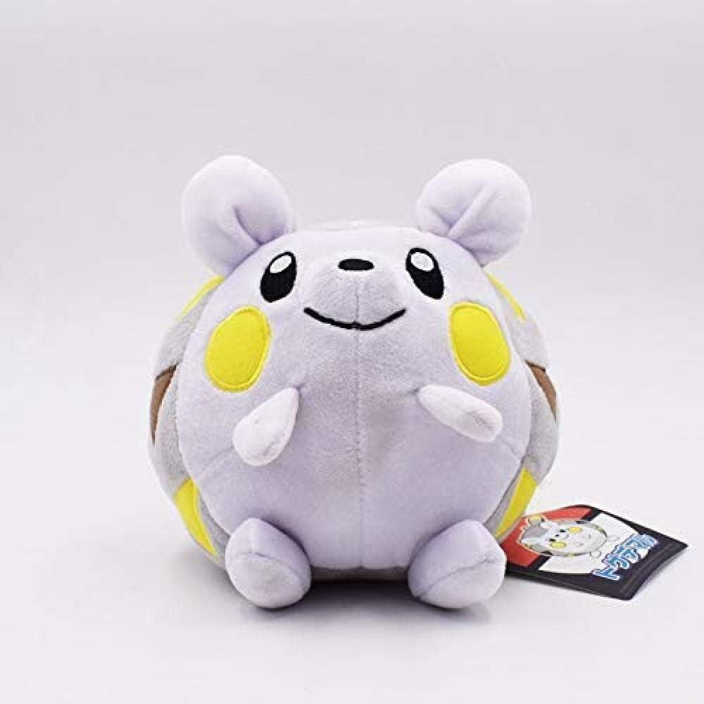 INGFBDS Anime Figura Peluche Togedemaru Cute Stuffed Dolls 17 cm Ni/ños Colecci/ón Juguetes