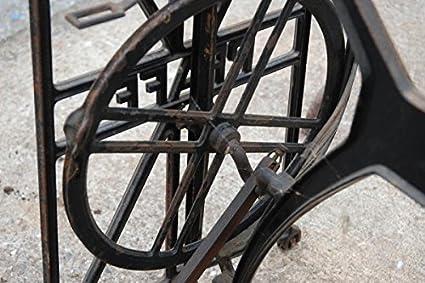Unbekannt pie Máquina de Coser Pfaff Hierro Fundido Pedal Volante de inercia: Amazon.es: Juguetes y juegos
