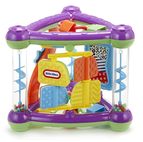 Little Tikes Play Triangle- Purple/ Green by Little Tikes