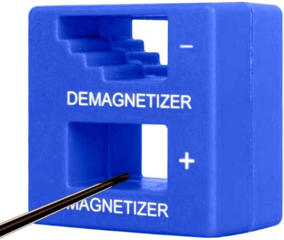 OcioDual Magnetizador Desmagnetizador Azul: Amazon.es: Electrónica