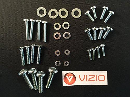 Vizio TV mounting screws washers product image