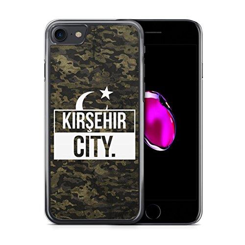 Kirsehir City Camouflage - iPhone 7 Hülle Handyhülle Case Cover Schutzhülle Hardcase - Türkische Türkce Turkish Türkei Türkiye Turkey Türk Asker Militär Military Design