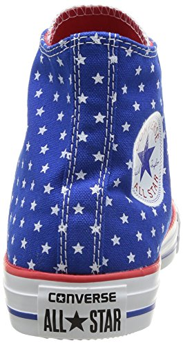 blc Plus 53 Femme Chuck Hi Mode Bleu Converse rge Bleu Star Baskets Taylor All WSCqf7