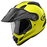 Arai XD-4 Flourescent Yellow On / Off Road Helmet (XXL) by Arai
