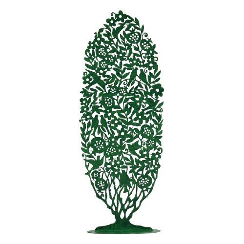 Willow Tree Green Tree Nativity Silhouette Stainless Iron Figurine 27271 (Christmas Tree Silhouette)