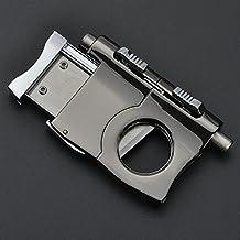 CiGuru CC023 54 Ring Gauge 3 in 1 Cigar Cutter