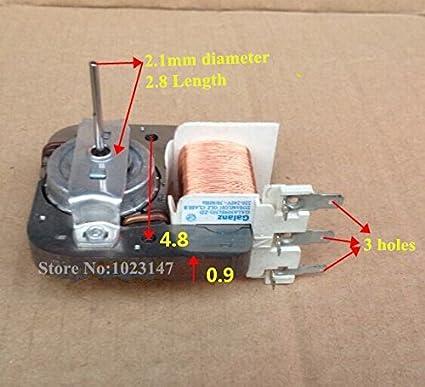 Amazon.com: Nueva caliente. Horno de microondas Ventilador ...