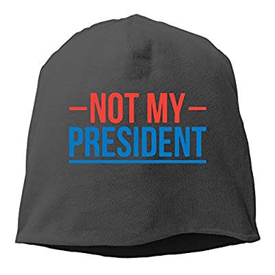 Not My President Unisex Fashion Knit Hat