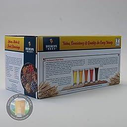 Brewer\'s Best BIK-1007 American Amber Homebrew Beer Ingredient Kit